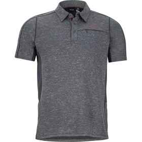 Marmot Drake SS Polo Men slate grey